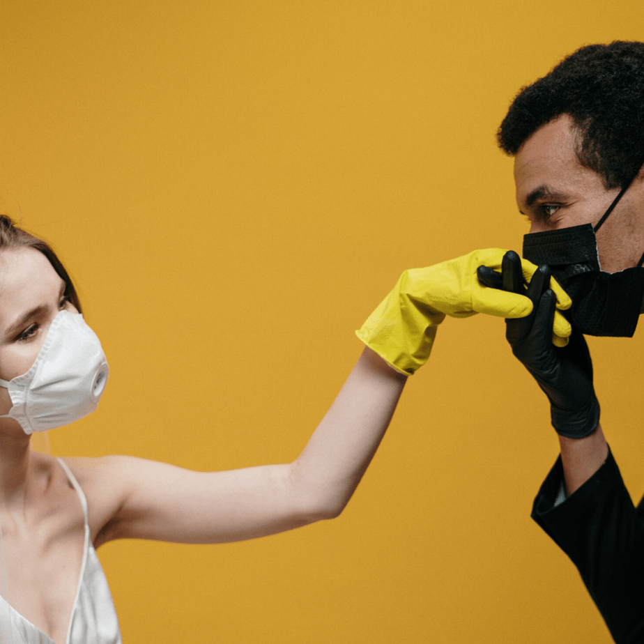 Quarantine games for two